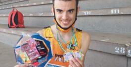 XXIV Campeonato Andalucía de Atletismo FANDDI, Huelva.
