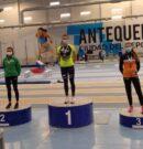 Campeonato de Andalucía Sub´23 en Pista Cubierta (Antequera)