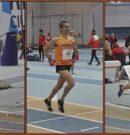 Control de la federación Andaluza Atletismo en Pista Cubierta, Antequera