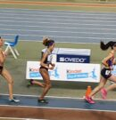 Campeonato de España de Atletismo Sub-16 en Pista Cubierta. Oviedo