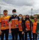 Control de Marcas de Atletismo en Pista Aire Libre, Granada